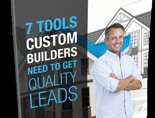 Custom Builders Ebook