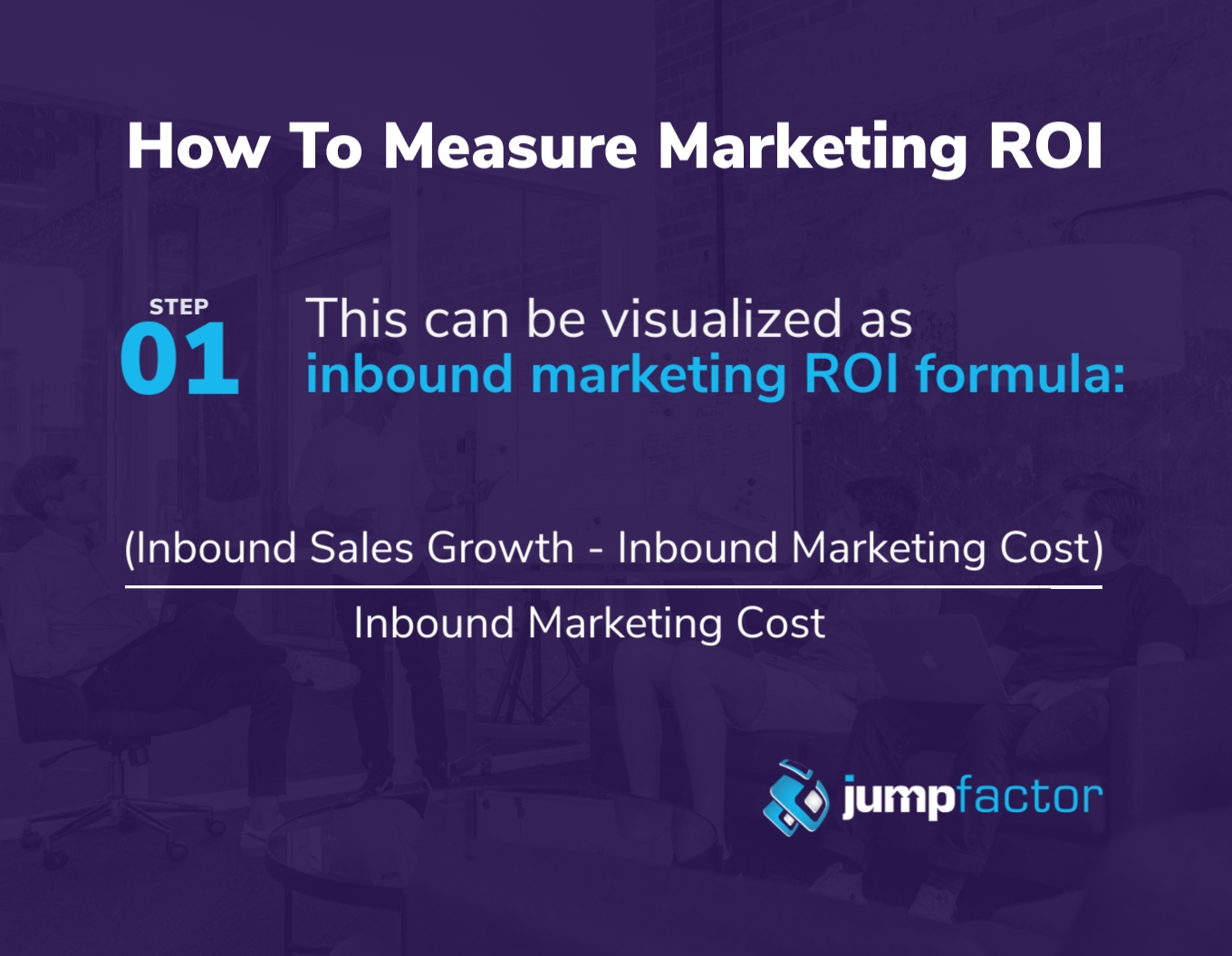 How to measure marketing roi